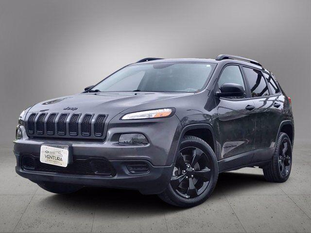 2017 Jeep Cherokee Altitude Ventura CA