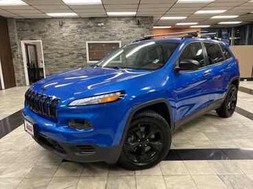 2017_Jeep_Cherokee_Altitude_ Worcester MA