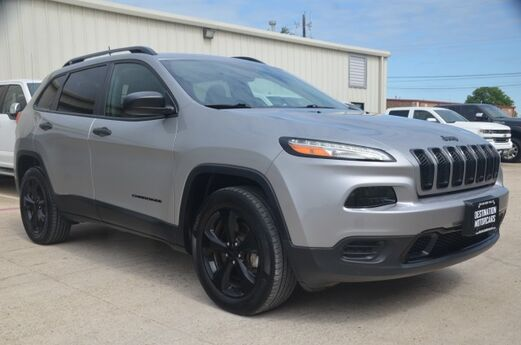 2017 Jeep Cherokee Altitude Wylie TX