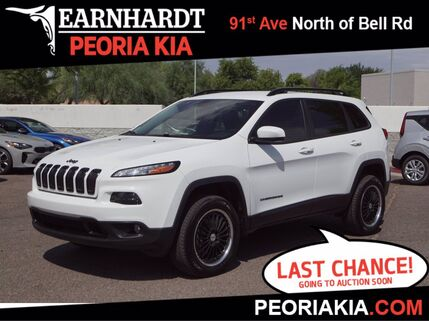 2017_Jeep_Cherokee_High Altitude_ Peoria AZ