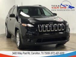 2017_Jeep_Cherokee_LATITUDE AUTOMATIC REAR CAMERA WITH GUIDELINES BLUETOOTH ALLOY WHEELS_ Carrollton TX