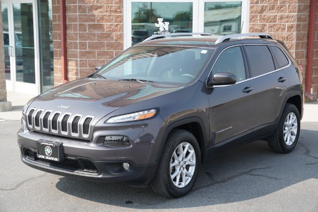 2017 Jeep Cherokee Latitude 4WD Huntington UT