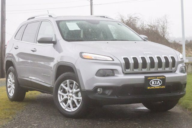2017 Jeep Cherokee Latitude Burlington WA