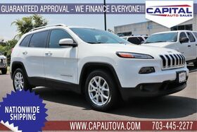 2017_Jeep_Cherokee_Latitude_ Chantilly VA