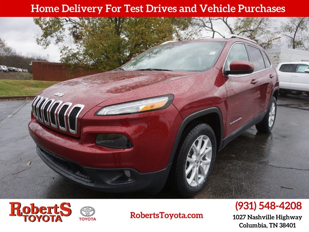 2017 Jeep Cherokee Latitude Columbia TN