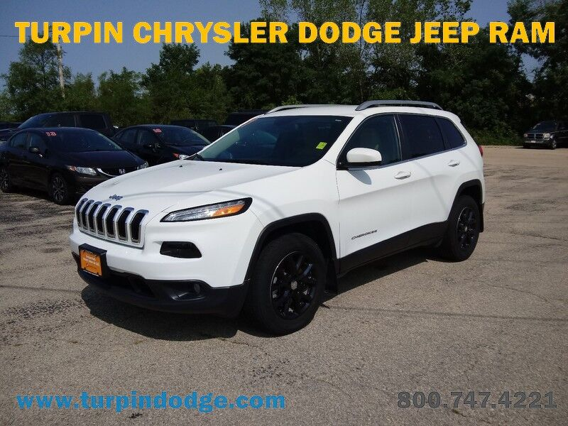 2017 Jeep Cherokee Latitude Dubuque IA