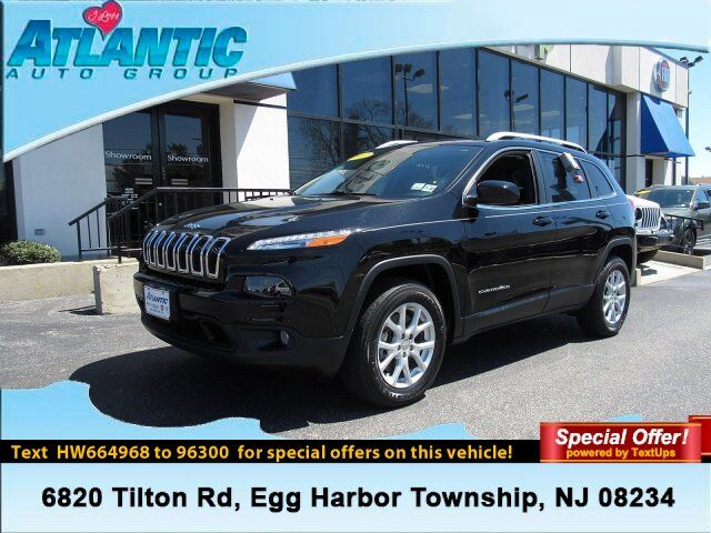 2017 Jeep Cherokee Latitude Egg Harbor Township NJ