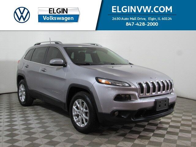 2017 Jeep Cherokee Latitude Elgin IL