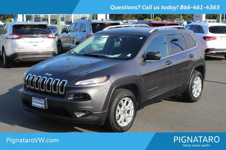 2017 Jeep Cherokee Latitude Everett WA