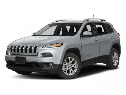 2017 Jeep Cherokee Latitude Fairbanks AK
