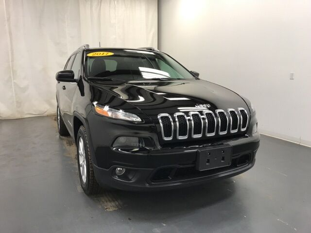 2017 Jeep Cherokee Latitude Holland MI
