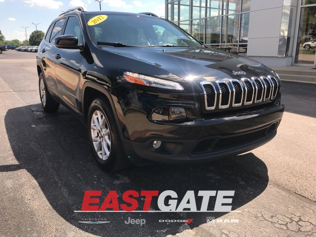 2017 Jeep Cherokee Latitude Indianapolis IN