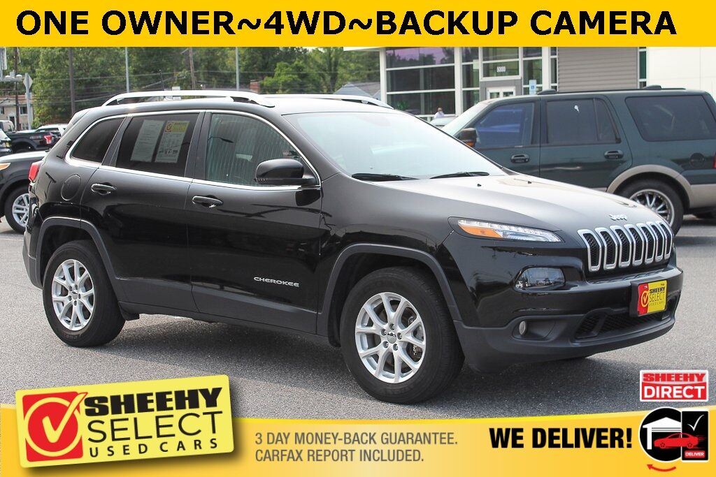 2017 Jeep Cherokee Latitude Suitland MD