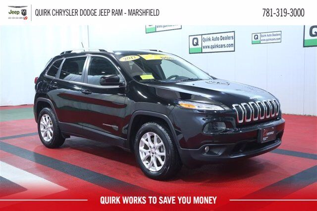2017 Jeep Cherokee Latitude Marshfield MA