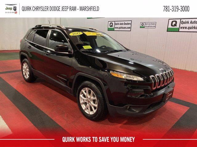 2017 Jeep Cherokee Latitude 4x4 Marshfield MA