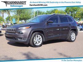 2017_Jeep_Cherokee_Latitude_ Phoenix AZ