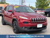 2017 Jeep Cherokee Latitude South Burlington VT