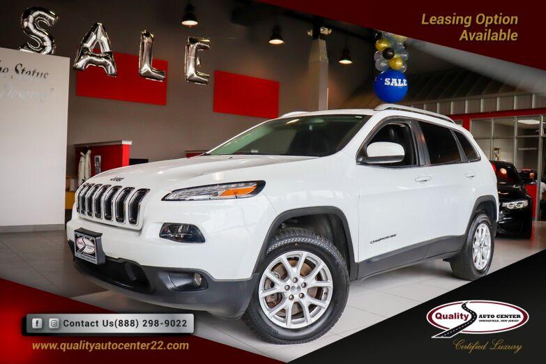 2017 Jeep Cherokee Latitude Springfield NJ