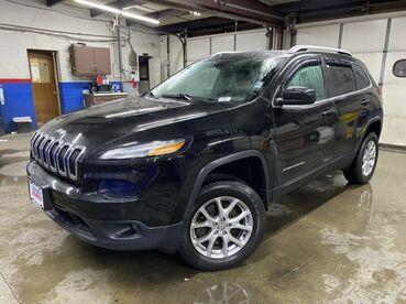 2017_Jeep_Cherokee_Latitude_ Worcester MA