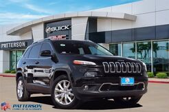 2017_Jeep_Cherokee_Limited_ Wichita Falls TX
