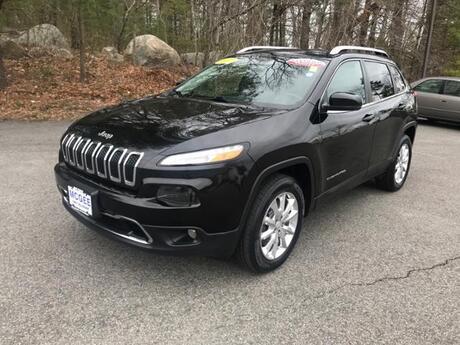2017 Jeep Cherokee Limited 4x4 Pembroke MA