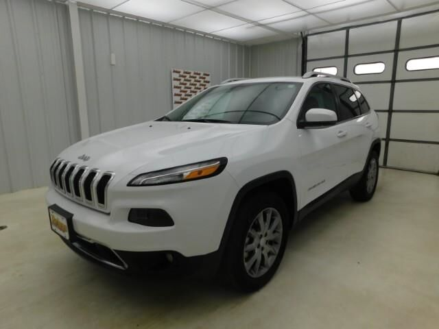 2017 Jeep Cherokee Limited 4x4 Manhattan KS