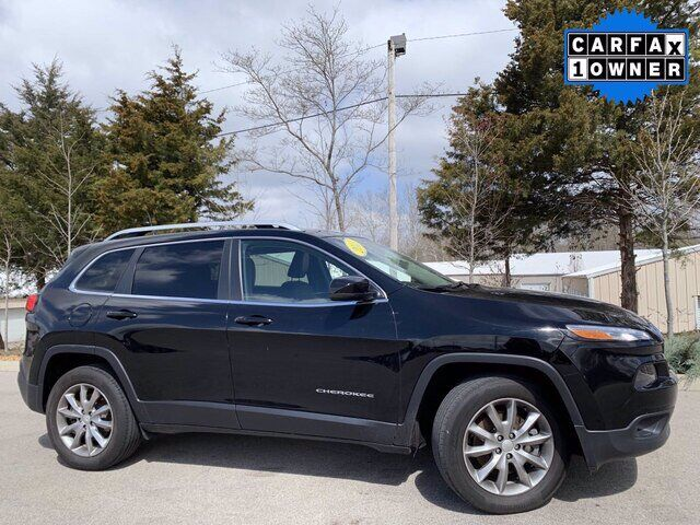 2017 Jeep Cherokee Limited Bloomington IN