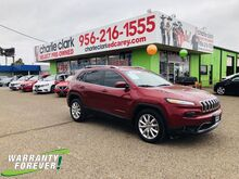 2017_Jeep_Cherokee_Limited_ Brownsville TX