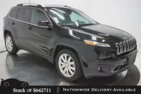 Jeep Cherokee Limited CAM,HTD STS,KEY-GO,18IN WLS,HID LIGHTS 2017