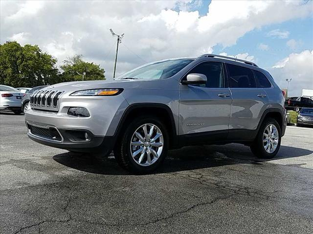 2017 Jeep Cherokee Limited Chattanooga TN