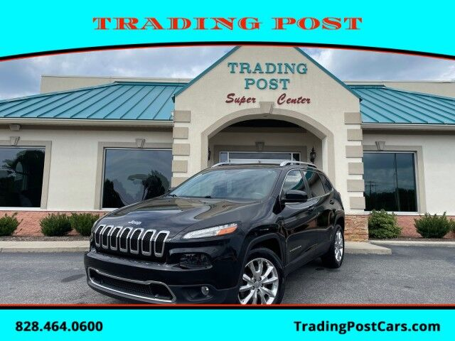 2017_Jeep_Cherokee_Limited_ Conover NC