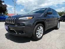 Jeep Cherokee Limited Cooled Seats Remote Start Panoramic Roof 2017