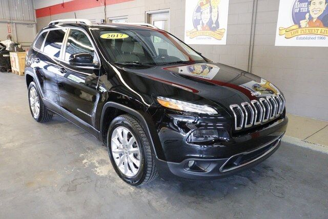 2017 Jeep Cherokee Limited Lake Wales FL
