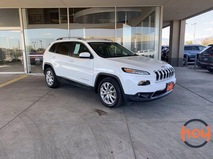 2017 Jeep Cherokee Limited El Paso TX