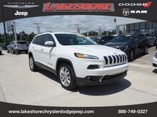 2017_Jeep_Cherokee_Limited FWD_ Slidell LA