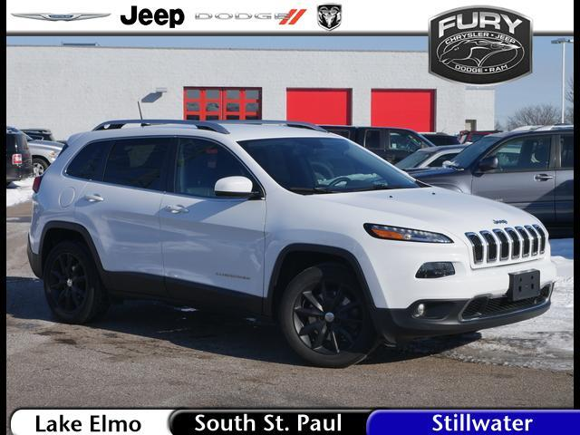 2017 Jeep Cherokee Limited FWD St. Paul MN
