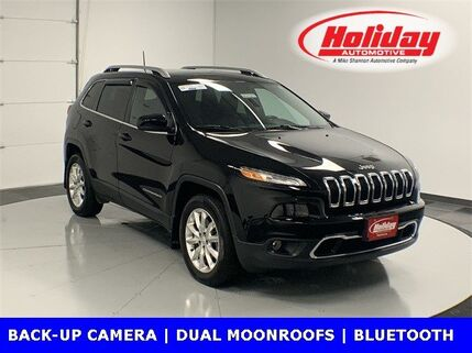 2017_Jeep_Cherokee_Limited_ Fond du Lac WI