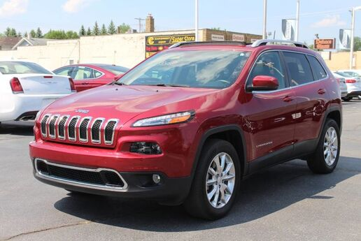 2017 Jeep Cherokee Limited Fort Wayne Auburn and Kendallville IN