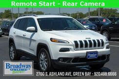 2017_Jeep_Cherokee_Limited_ Green Bay WI