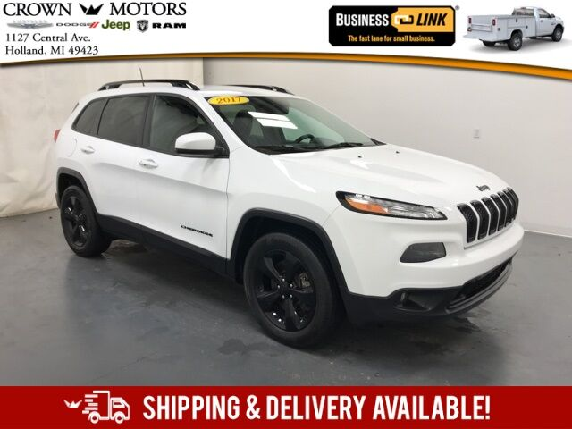 2017 Jeep Cherokee Limited Holland MI