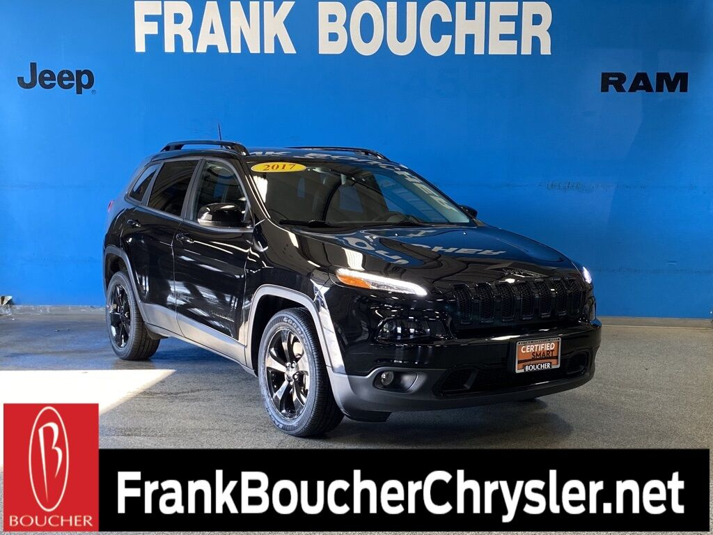 2017 Jeep Cherokee Limited Janesville WI