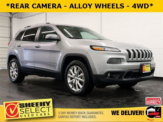 2017 Jeep Cherokee Limited Waldorf MD