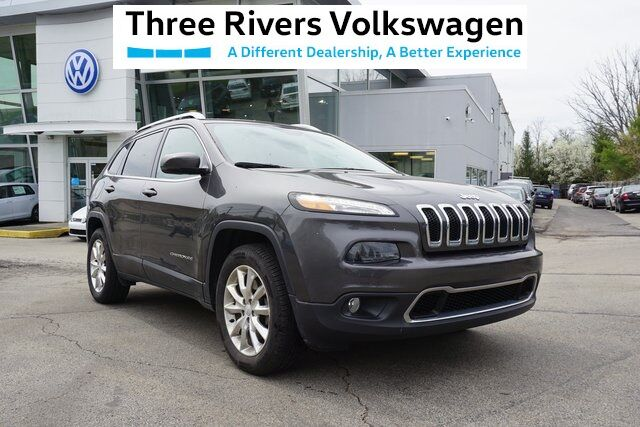 2017 Jeep Cherokee Limited Pittsburgh PA