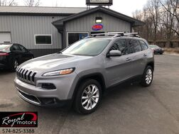 2017_Jeep_Cherokee_Limited_ Middlebury IN