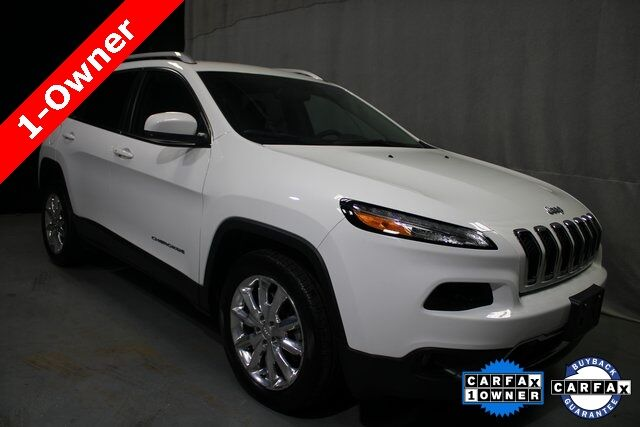 2017 Jeep Cherokee Limited West Allis WI