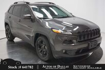Jeep Cherokee Limited NAV,CAM,HTD STS,KEY-GO,18IN WLS 2017