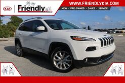 2017_Jeep_Cherokee_Limited_ New Port Richey FL