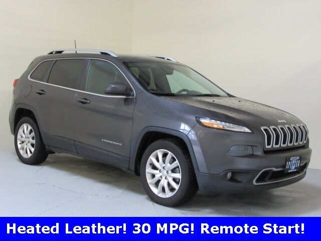 2017 Jeep Cherokee Limited Ontario OH