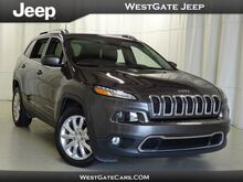 2017_Jeep_Cherokee_Limited_ Raleigh NC
