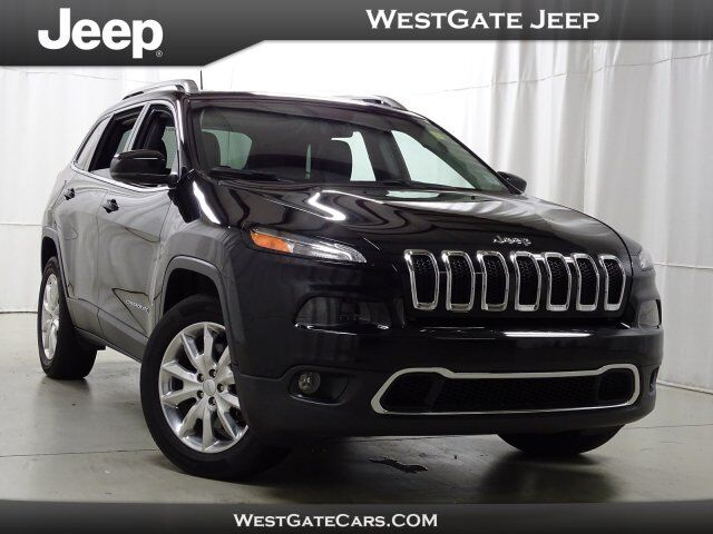 2017 Jeep Cherokee Limited Raleigh NC